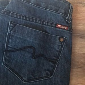 Makers of true Originals boot cut jeans size 27/29